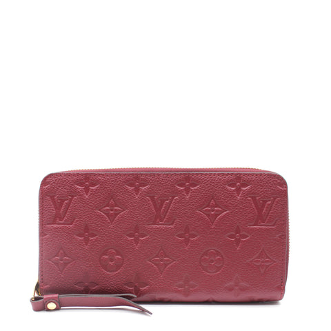 Monogram Empreinte Zippy Wallet