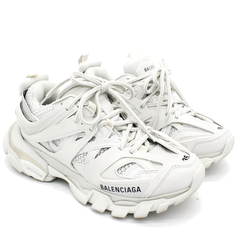 Track sneakers White
