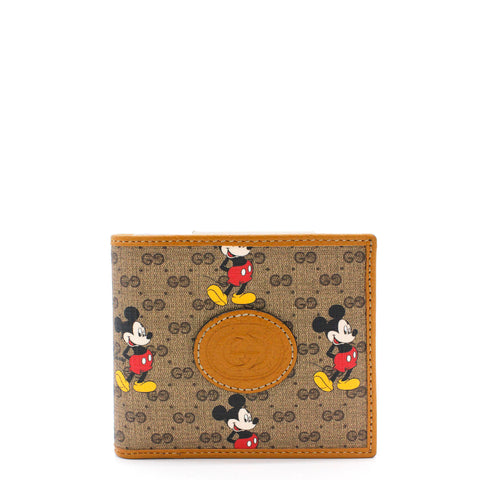 Disney x Gucci wallet