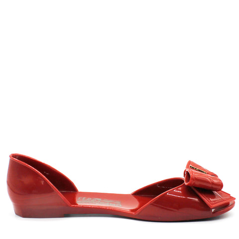 Vara Bow Jelly Sandals