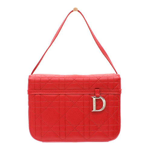 Lady Dior Cannage Hand Bag CM0077