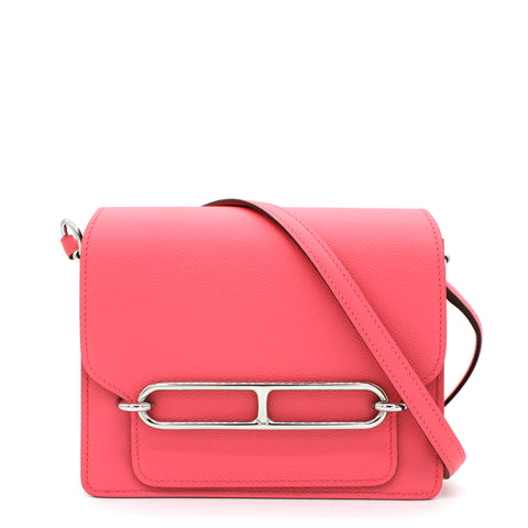 Evercolor Mini Sac Roulis Rose Azalee