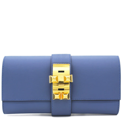 Médor Leather CDC Clutch