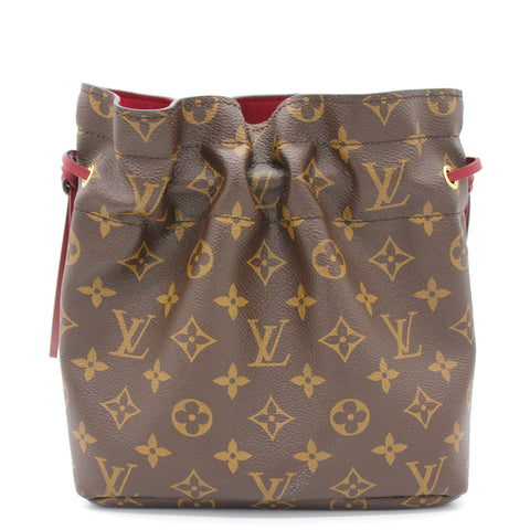 Noé Pouch Monogram Canvas