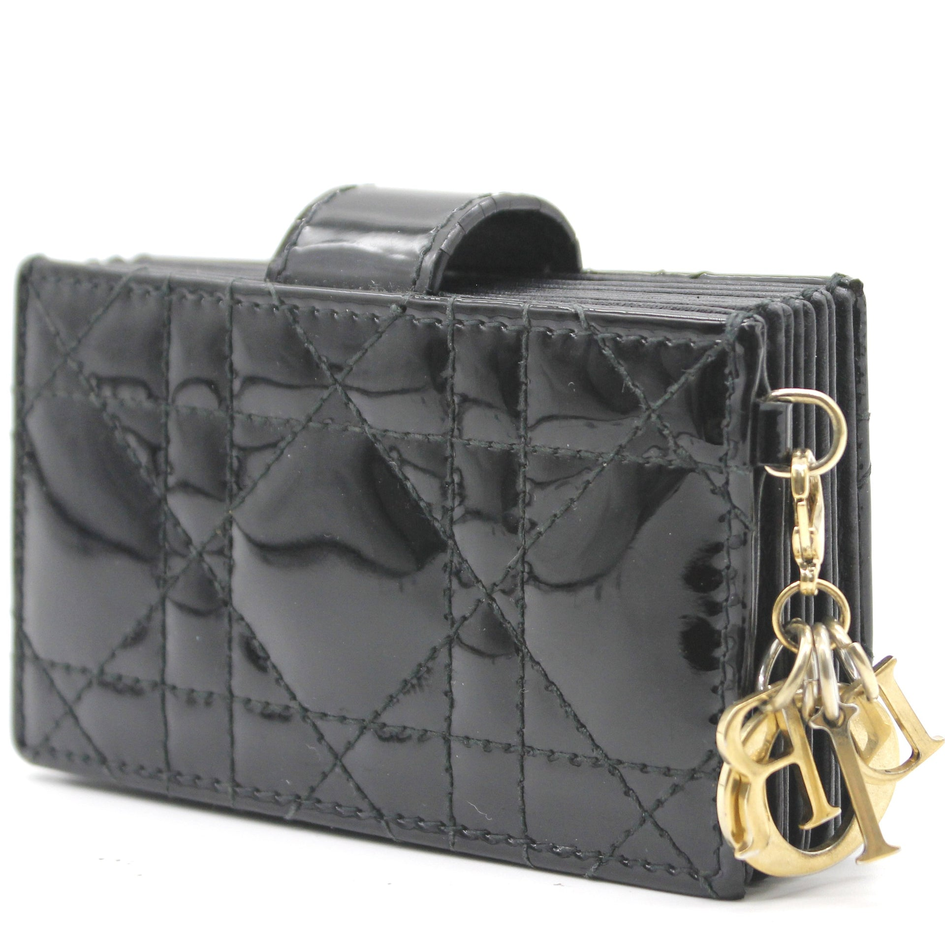 Lady Dior 5-Gusset Card Holder