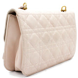 Dioraddict Flap Shoulder Bag Medium Light Pink