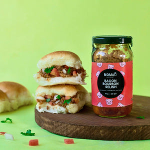 Pure and intense BACON JAMS made in India. Scramble with eggs or smear in burgers!