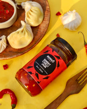 Sweet Chilli Jam - nomadfoodproject