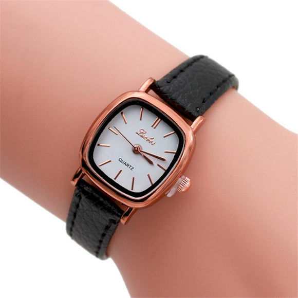 Quartz Watch Crystal Montre Femme