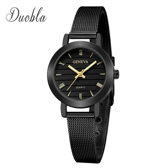 High Quality Bracelet Watch Luxury Brand Steel