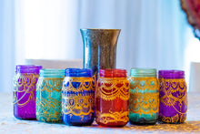 Henna Decorative Jar