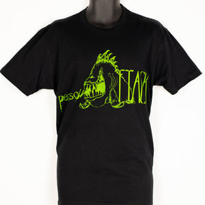 peasoupATTACK Logo Short Sleeve T-shirt