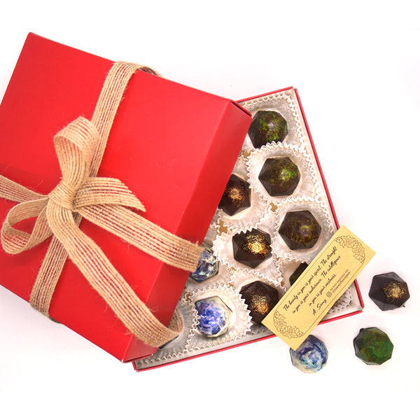 32 Assorted Truffle Bon-Bons Gift Box