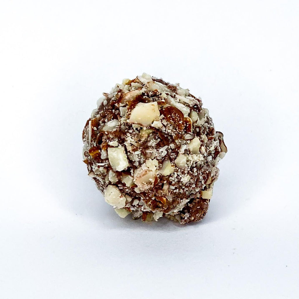 Hazelnut & Mylk Chocolate Truffle Balls (8 Pack)