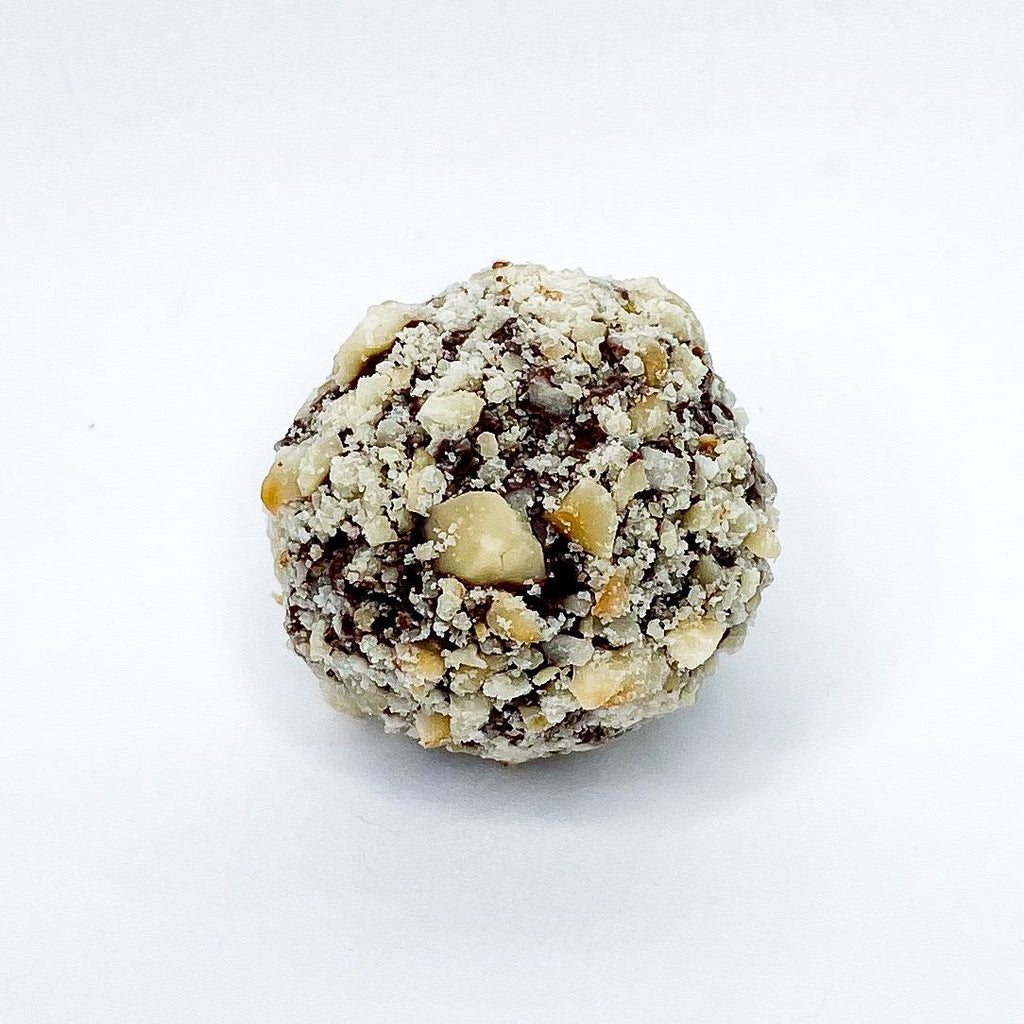 Dark Chocolate & Hazelnut Truffle Balls (8 Pack)