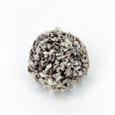 Coconut & Dark Chocolate Truffle Balls (9 Pack)