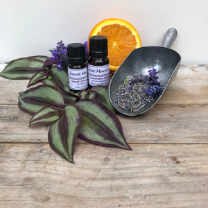 Essential and Fragrance Oils, Individual Scents