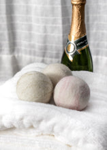 Load image into Gallery viewer, Champagne Colored Felted Soap