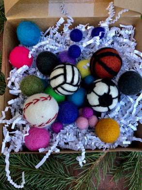 Deluxe Sports Wool Garland Kit