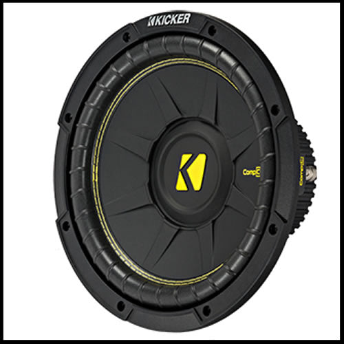 "KICKER 10"" CompC 4 Ohm SVC"