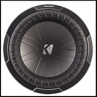 "KICKER 10"" CompQ 2 Ohm"