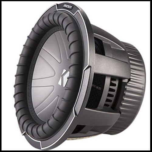 "KICKER 10"" CompQ 4 Ohm"