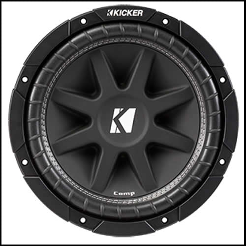 "KICKER 10"" Comp 4 Ohm SVC"