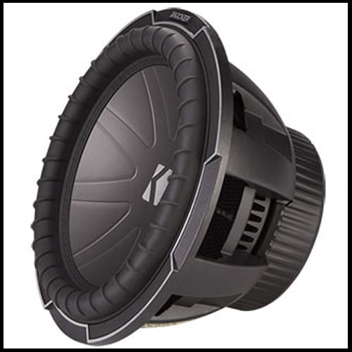 "KICKER 12"" CompQ 2 Ohm"