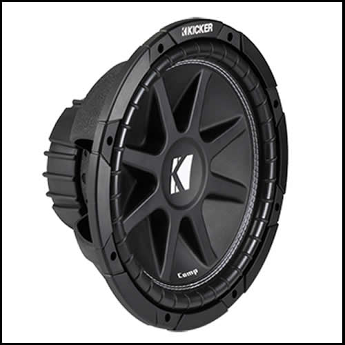 "KICKER 12"" Comp 4 Ohm SVC"
