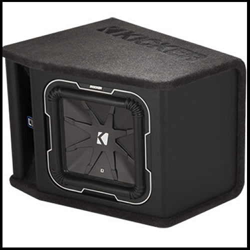"KICKER 12"" L7 2Ω Loaded Enclosure"