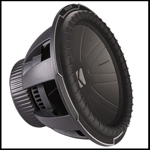 "KICKER 15"" CompQ 4 Ohm"