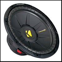 "Kicker 40CWS122 12"" 600W Car Subwoofer Power Sub Woofer"