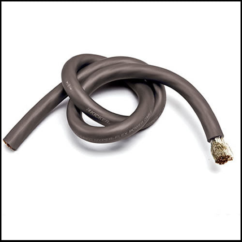 KICKER 50ft 1/0AWG Power Cable