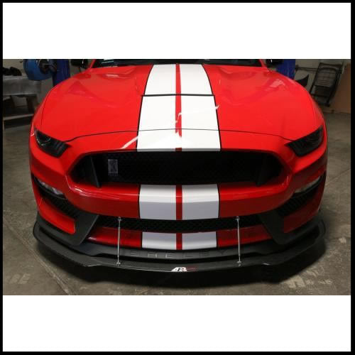 APR Ford GT350 Carbon Fiber Front Splitter (2015+)