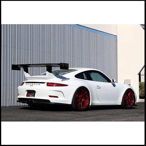 APR Porsche 991 GT3 Carbon Fiber Adjustable Wing Kit GTC-500