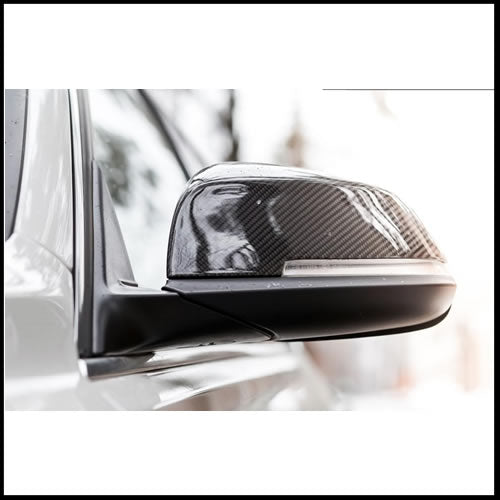 Autotecknic BMW Carbon Fiber Mirror Covers