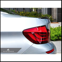 Autotecknic BMW F10 5-Series Carbon Fiber Performance Trunk Spoiler