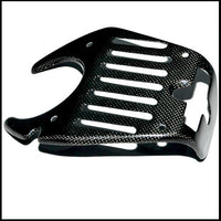 C3 Carbon Ferrari 458 Carbon Fiber Bonnet Latch Cover