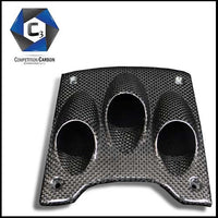 C3 Carbon Ferrari 458 Carbon Fiber Gear Button Surround