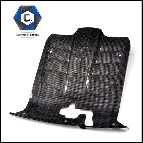 C3 Carbon Ferrari F12 Carbon Fiber Engine Cover