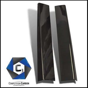 C3 Carbon Ferrari F12 Carbon Fiber Side Skirt Covers