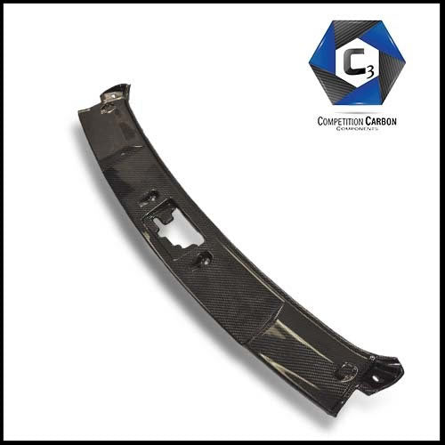 C3 Carbon Lamborghini Gallardo Carbon Fiber Front Trunk Latch Cover