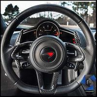 C3 Carbon McLaren MP4-12C Carbon Fiber Shift Paddles