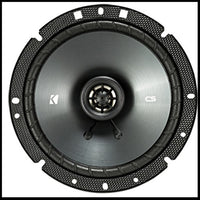 "KICKER 6.75"" CS SERIES CSC67 2 WAY COAXIAL"