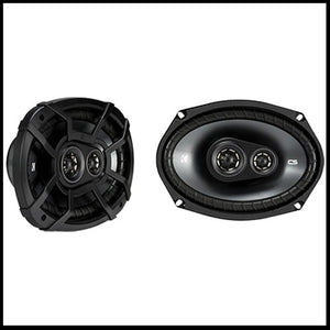 "KICKER 6""x 9"" CS Series CSC693 3 WAY"