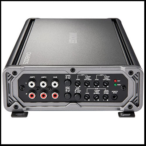 KICKER CX600.5 Multi-Channel Amplifier