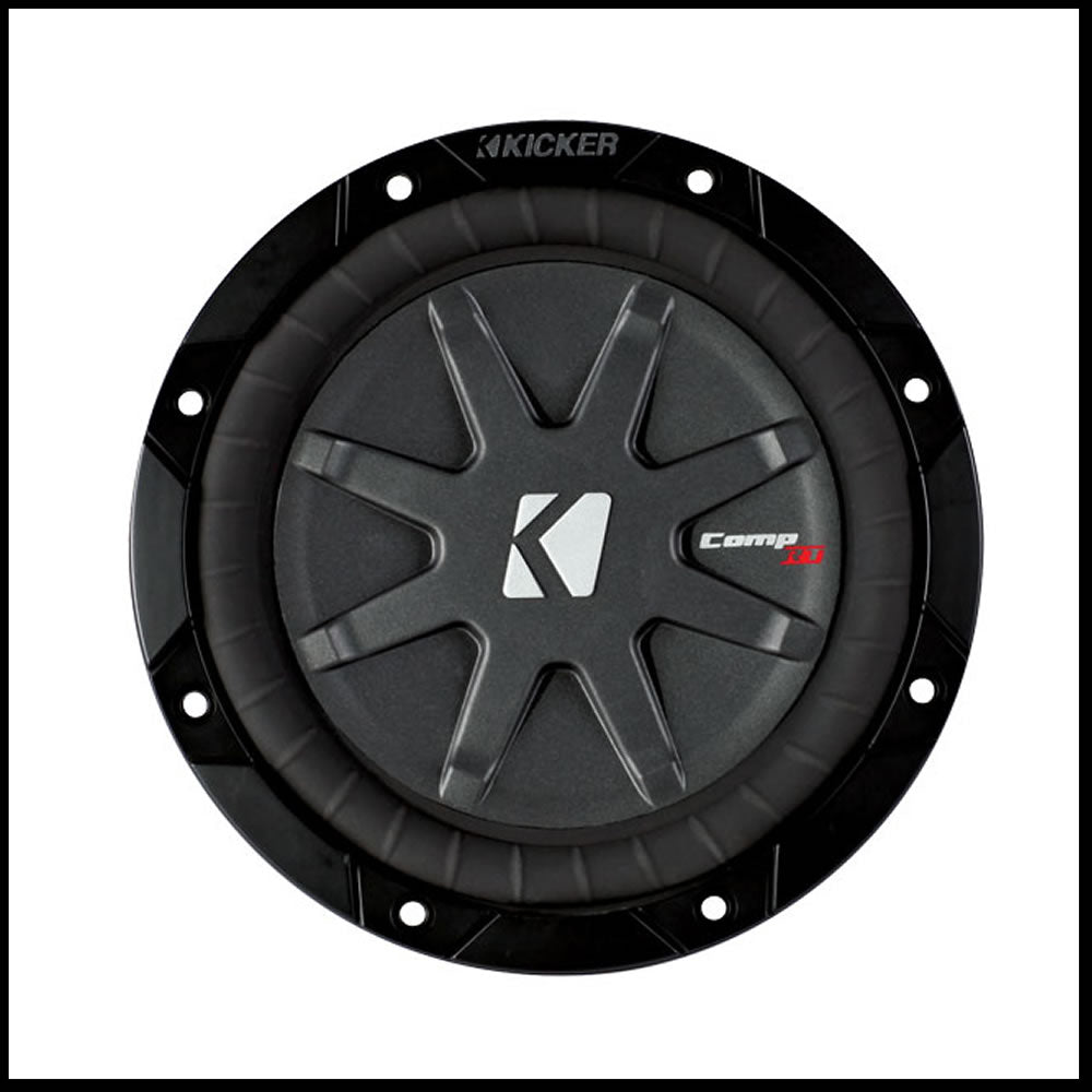 "KICKER 6.75"" CompRT 2 Ohm Audio Design"
