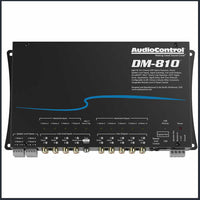 AUDIO CONTROL DM-810 DIGITAL SIGNAL PROCESSOR