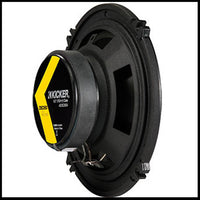 "KICKER 6.5""DS SERIES 6.5"" 2 WAY COAXIAL"