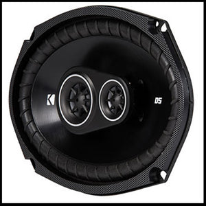 "KICKER DS SERIES 6x9"" 3-WAY"